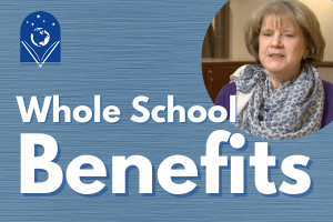 Why Reading Recovery Works – Whole School Benefits