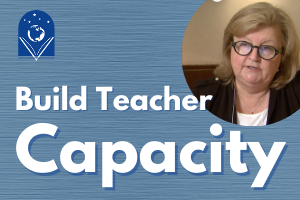 Why Reading Recovery Works – Teacher Capacity